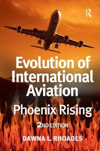 9780754673897: Evolution of International Aviation