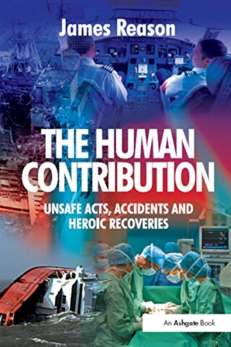 9780754674023: Human Contribution: Unsafe Acts, Accidents and Heroic Recoveries