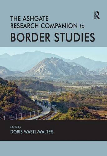 9780754674061: The Ashgate Research Companion to Border Studies (Ashgate Research Companions)