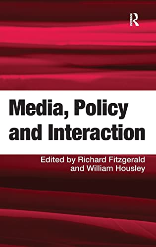 9780754674146: Media, Policy and Interaction