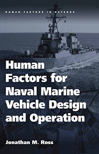 9780754676256: Human Factors for Naval Marine Vehicle Design and Operation (Human Factors in Defence)