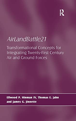 AirLandBattle21: Transformational Concepts for Integrating Twenty-First Century Air and Ground ...