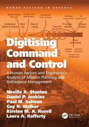 9780754677598: Digitising Command and Control: A Human Factors and Ergonomics Analysis of Mission Planning and Battlespace Management (Human Factors in Defence)