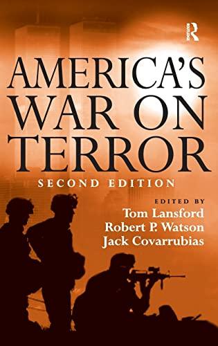 America's War on Terror: Jack Covarrubias, Robert P. Watson, Tom Lansford