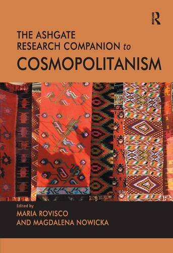 9780754677994: The Ashgate Research Companion to Cosmopolitanism (Ashgate Research Companions)
