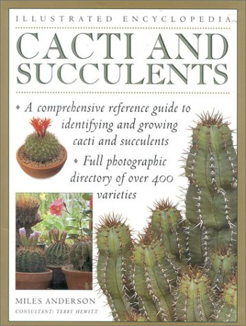 9780754800286: Cacti and Succulents (Illustrated Encyclopedia)