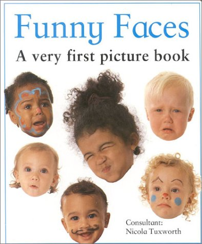 9780754800668: Funny Faces: A Very First Picture Book (Very First Picture Board Book)