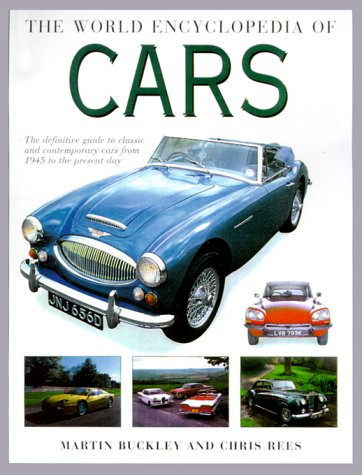 9780754801702: The World Encyclopedia of Cars