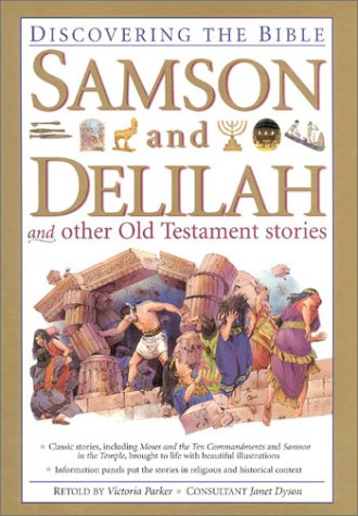 Samson and Delilah and other Old Testament stories.