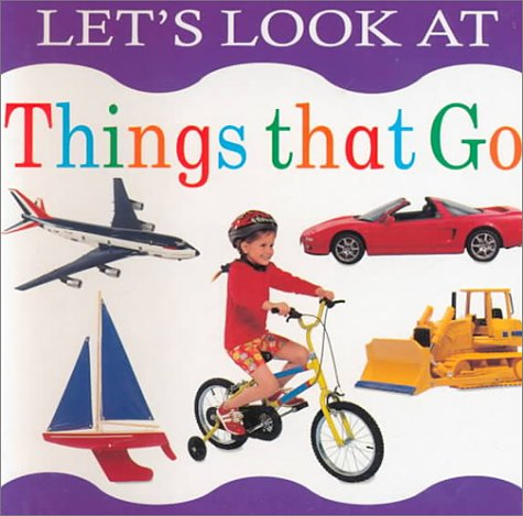 Things That (Lets Look At Board Books): Lorenz Books