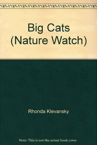 9780754803874: Big Cats (Nature Watch)