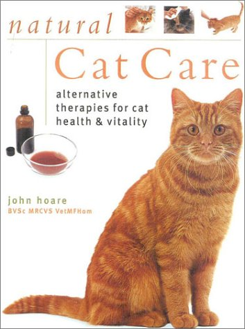 9780754806516: Natural Cat Care: Alternative Therapies for Cat Health and Vitality