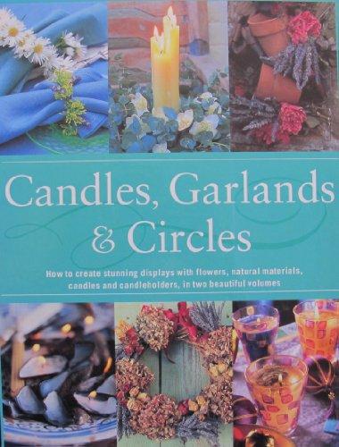 Complete Book Of Garlands Circles & Decorative Wreaths: Fiona Barnett