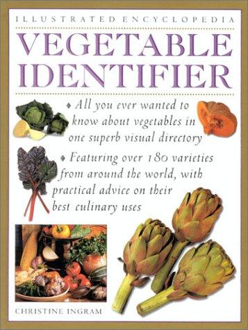 9780754808589: Vegetable Identifier (Illustrated Encyclopedia)