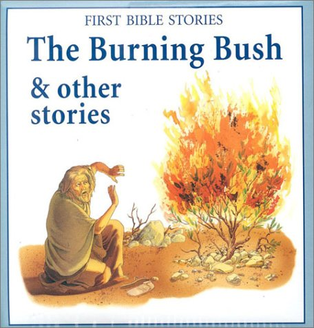 9780754808800: The Burning Bush and Other Stories (Bible Board Books)
