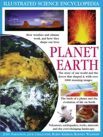 9780754812074: Planet Earth (Illustrated Science Encyclopedia)