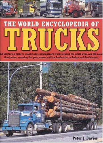 9780754814672: World Encyclopedia of Trucks