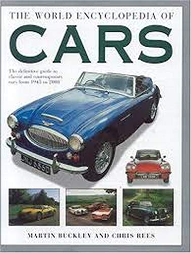 9780754815310: World Encyclopedia of Cars: The Definite Guide to Classic and Contemporary Cars from 1945 to the Present Day
