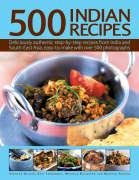 9780754815914: 500 Indian Recipes: Deliciously authentic step-by-step dishes from India and South-East Asia, easy-to-make with over 500 photographs