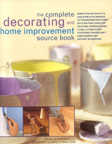 9780754816133: The Complete Decorating and Home Improvement Source Book