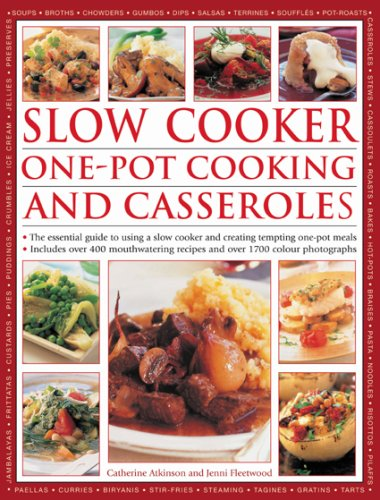 9780754816225: Slow and One Pot Cooking and Casseroles