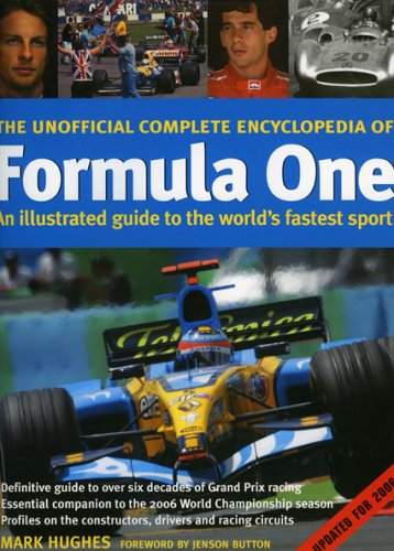 9780754816461: The Complete Unofficial Guide to Formula One (Encyclopedia)