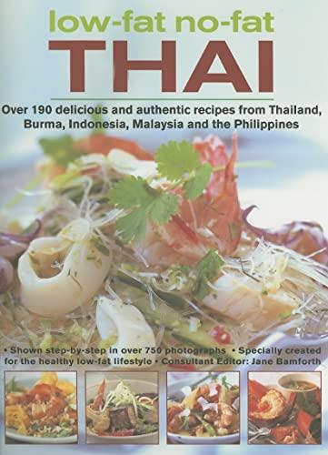 9780754816607: Low-Fat No-Fat Thai