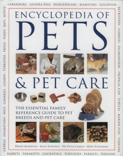 9780754816614: The Complete Book of Pets & Petcare
