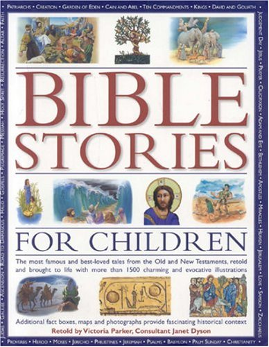 9780754816744: Bible Stories for Children: The Most Famous ...