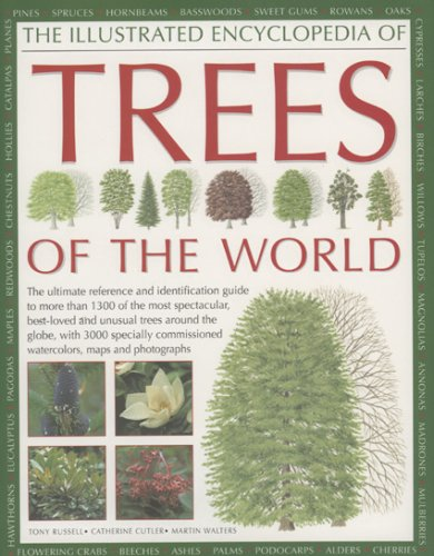 9780754817116: The Illustrated Encyclopedia of Trees of the World