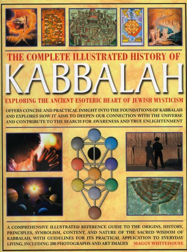 9780754817659: Kabbalah Exploring the Ancient Esoteric Heart of Jewish Mysticism: Offers a concise and practical insight into the foundations of this mystical ... own search for awareness and enlightenment