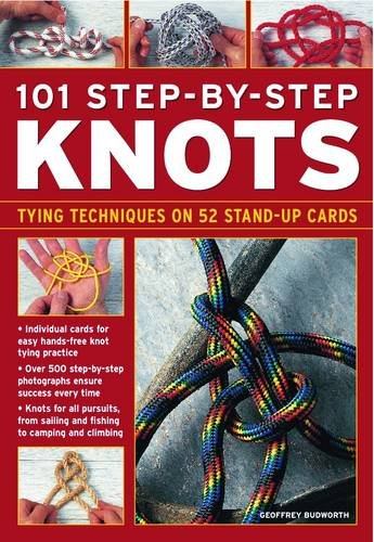 9780754818410: 101 Step-By-Step Knots: Special stand-up design for hands-free practice