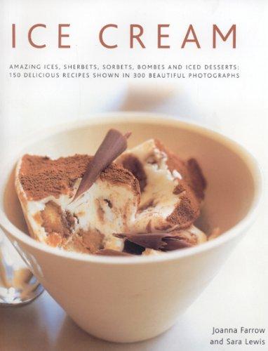 Ice Cream: Farrow, Joanna, Lewis,