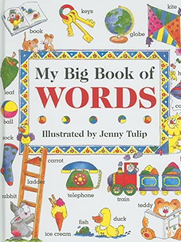 My Big Book of Words (My Big: Tulip, Jenny