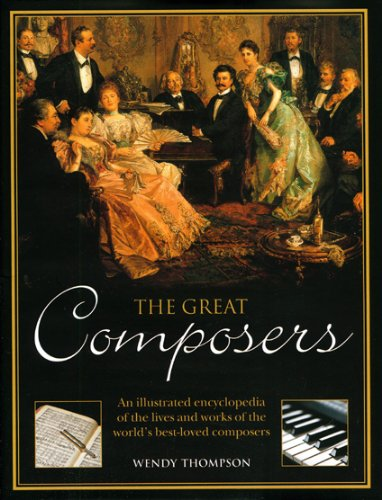9780754820512: The Great Composers