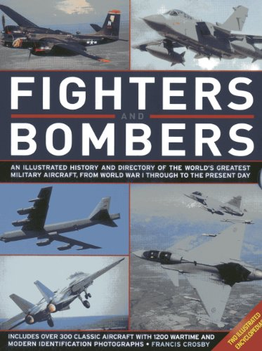 9780754820888: Fighters and Bombers: Two Illustrated Encyclopedias: A history and directory of the world's greatest military aircarft, from World War I through to the present day