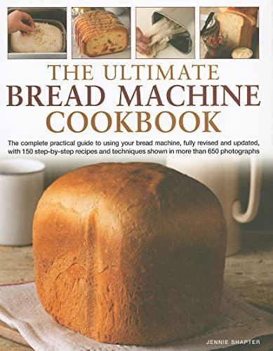 9780754821021: The Ultimate Bread Machine Cookbook