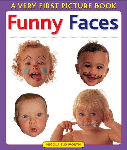 9780754822035: Funny Faces (Very First Picture Book Series)