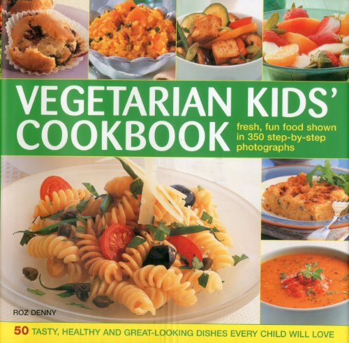 9780754822585: Vegetarian Kids' Cookbook: Fresh, Fun Food