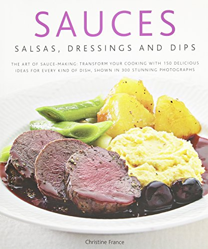 9780754823360: Sauces, Salsa, Dressings and Dips