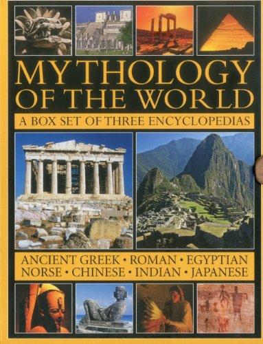 9780754823650: Mythology of the World Box Set: Ancient Greek, Roman, Egyptian, Norse, Chinese, Indian and Japanese