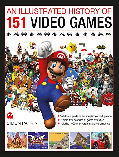 9780754823902: Illustrated History of 151 Videogames