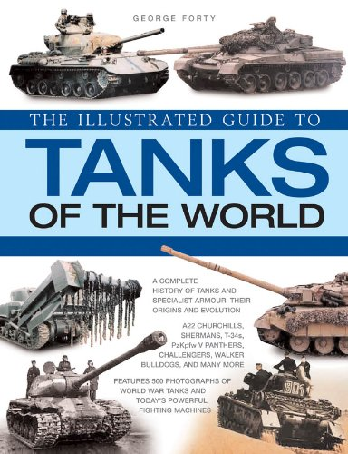 9780754824145: The Illustrated Guide to Tanks of the World
