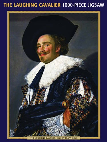 9780754825272: The Laughing Cavalier by Frans Hals: 1000-piece puzzle