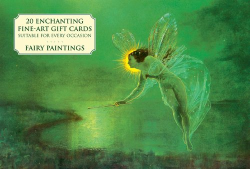 9780754825814: Card Box of 20 Notecards and Envelopes: Fairy Paintings: A delightful pack of high-quality fine-art gift cards and decorative envelopes.