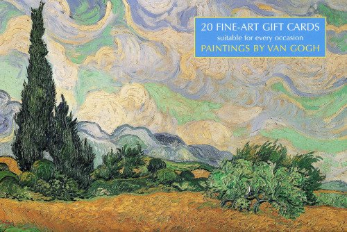 9780754825821: Paintings by Van Gogh: 20 Fine-Art Gift Cards