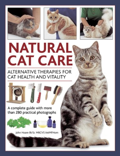 9780754827443: Natural Cat Care: Alternative Therapies for Cat Health and Vitality