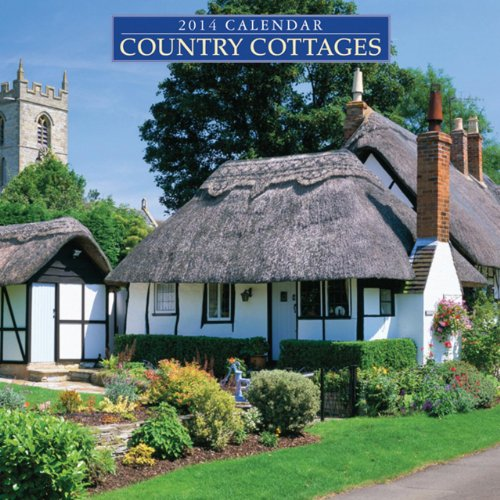 9780754828044: Country Cottages 2014 Calendar