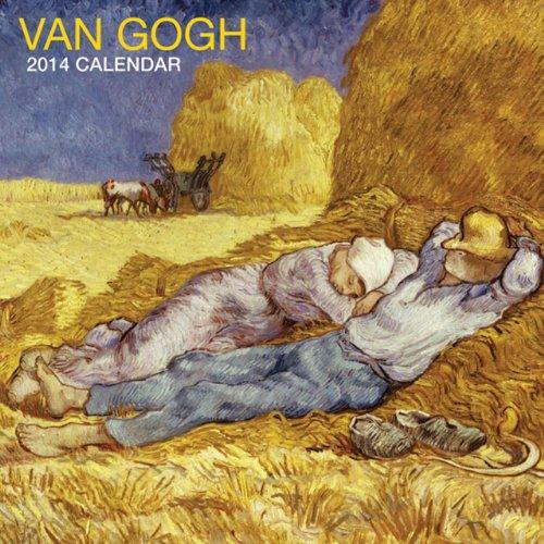 9780754828136: Van Gogh 2014 Calendar (Calendars)