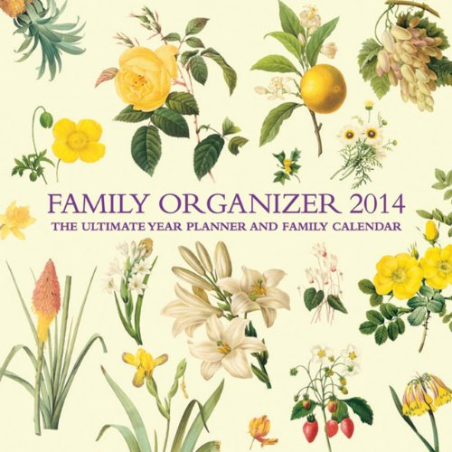 9780754828150: Family Organizer 2014: The Ultimate Year Planner and Family Calendar